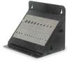 Universal Hex Key Stand,Steel,22 Slots -- 3JA12