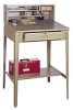 EDSAL Premier Open Shop Desk -- 5299600
