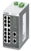 Industrial Ethernet Switch Managed 16 RJ45 10/100 Mbps -- 78037369875-1 - Image