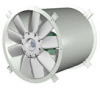 Vane Axial Medium Pressure Fans