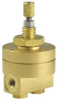 Sub Miniature Single Stage Diaphragm Pressure Regulator -- PRDB-18MM