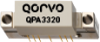 40 - 1003 MHz, 34 dB CATV Push Pull Hybrid Amplifier -- QPA3320