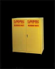 Safety Cabinet,Two Drum Vertical,110 Gal -- 4HPT4