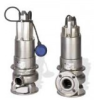 "Submersible Stainless Steel Sump, Effluent Pump -- Model DWU –""Dominator"""