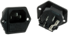Power Entry Connectors - Inlets, Outlets, Modules -- 486-1031-ND -Image