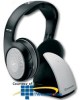 Sennheiser RS 110 Wireless Headphones -- NEWHD-4