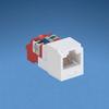 Connectors : Jack Modules : Category 5e UTP -- CJ5E88TIG