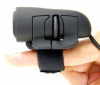 Logisys Black Optical Finger Mouse -- 16390