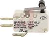 Switch, Miniature, Roller Actuator 0.54