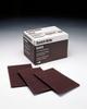 3M Scotch-Brite 6444 Non-Woven Aluminum Oxide Hand Pad - Fine Grade - 6 in Width x 9 in Length - 16553 -- 048011-16553 - Image