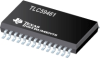 TLC59461 16-Channel, 12-Bit PWM LED Driver, 6-Bit Dot Correction with Auto Output Off Function Removed -- TLC59461PWPR