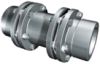 GERWAH™ Ring-flex™ Couplings With Bore And Keyway Hub Design -- HD