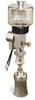 """(Formerly B1743-3X-1.5SS-120/60), Electro Chain Lubricator, 5 oz Polycarbonate Reservoir, 1 1/2"""" Round Brush Stainless Steel, 120V/60Hz -- B1743-005B1SR41206W -- View Larger Image"""