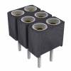 Rectangular Connectors - Headers, Receptacles, Female Sockets -- 410-83-206-01-640101-ND -Image