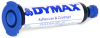 Dymax E-MAX 904-SC UV Curing Adhesive Gel Blue 30 mL Syringe -- E-MAX 904-GEL-SC 30ML MR S -Image