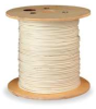 Coax Cable,RG59,Natural,1000Ft,FEPJacket -- 5ZJL8 - Image