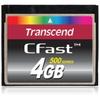 Transcend TS4GCFX500 4 GB CFast Card -- TS4GCFX500