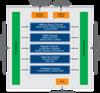 VME to PCI Bridge -- CA91C142D-25EE - Image