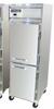 Solid Door Freezer with Manual Defrost -- S1FX-HD-CW