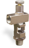 Angle Heavy Duty Sight Feed Valve -- B1284 Series - Image