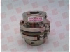 ZERO MAX INC 6A30C-SS ( CD COUPLINGS, SINGLE FLEX MODELS, STAINLESS STEEL CLAMP STYLE HUBS ) -Image