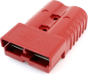 Anderson Power Products 913-BK SB350 Series, Red Multipole Connector Housing, 2/0 GA, 350A -- 37842 -Image