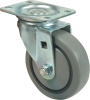 "5"" Thermoplastic Rubber Swivel Caster -- 8039885"