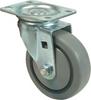 "5"" Thermoplastic Rubber Swivel Caster -- 8039885"