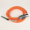 MP-Series 4m Servo Power Cable -- 2090-CPWM7DF-10AA04 -Image