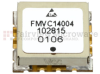 VCO (Voltage Controlled Oscillator) 0.5 inch SMT (Surface Mount), Frequency of 1.7 GHz to 1.85 GHz, Phase Noise -100 dBc/Hz -- FMVC14004