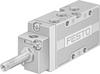 Air solenoid valve -- MFH-5-1/8-L-S-B-EX -Image