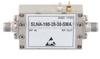 100 MHz to 18 GHz, Low Noise Broadband Amplifier with 18 dBm, 28 dB Gain, 28 dBm IP3 and SMA -- SLNA-180-28-30-SMA -Image