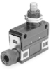 Series SL1: Top Plunger - Short; 1 NC 1 NO SPDT Snap Action; Compression Fitting -- SL1-HK