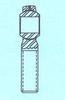 Aluminum Pro-Line Rod Ends -- ALPROL-12/10M-G