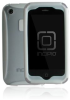 iPhone 3G 3GS SILICRYLIC Hard Shell Case with Silicone Core -- IPH-347