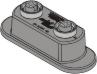 eurofast® Receptacle -- CA-2/RKF 30