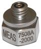 Plug & Play Accelerometer -- Vibration Sensor - Model 7508A Accelerometer