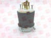 HUBBELL HBL2431 ( CONNECTOR PLUG, 20AMP, 480VAC, 3POLE, 4WIRE, GROUNDING ) -- View Larger Image