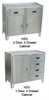 STAINLESS STEEL CABINETS -- HZV236