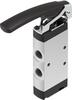 Finger lever valve -- VHEF-L-M52-M-N14 -Image