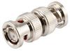 Coaxial Adapter, 78 Ohm BNC Twinax Tee Plug / Plug -- LCAD30024