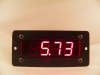 OFM - Low-Cost 3 1/2 Digit LED Meter -- OFM811-305