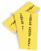 Tamperproof Seal Label -- LBL100 -Image