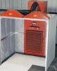 Powder Coat Spray Booth -- Nordson® Econo-Coat® 2001
