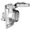 Reverse Service Inlet Aluminum 600VAC/250VDC 20A -- 70891720885-1 - Image