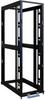 45U 4-Post SmartRack Premium Open Frame Rack (no sides, doors or roof) -- SR45UBEXPNDNR3