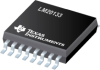 LM20133 2.95-5.5V, 5A, Current Mode Synchronous Buck Regulator with Input Sync and Optional Automotive Grade -- LM20133MH/NOPB - Image