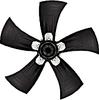 Axial AC Fans -- A3G990-AY28-01 -Image