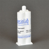 Resinlab UR3010 Urethane Encapsulant Black 50 mL Cartridge -- UR3010 BLACK 50ML