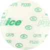 Norton Pure Ice AO Fine Grit Film H&L Disc -- 77696088715 - Image